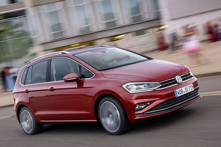 Novi Volkswagen Golf Sportsvan